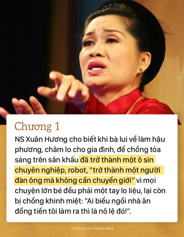 Thâm cung bí sử hơn 20 năm vợ chồng của MC Thanh Bạch - NS Xuân Hương qua 10 chương đầy gay cấn và drama giật mình - Ảnh 2.