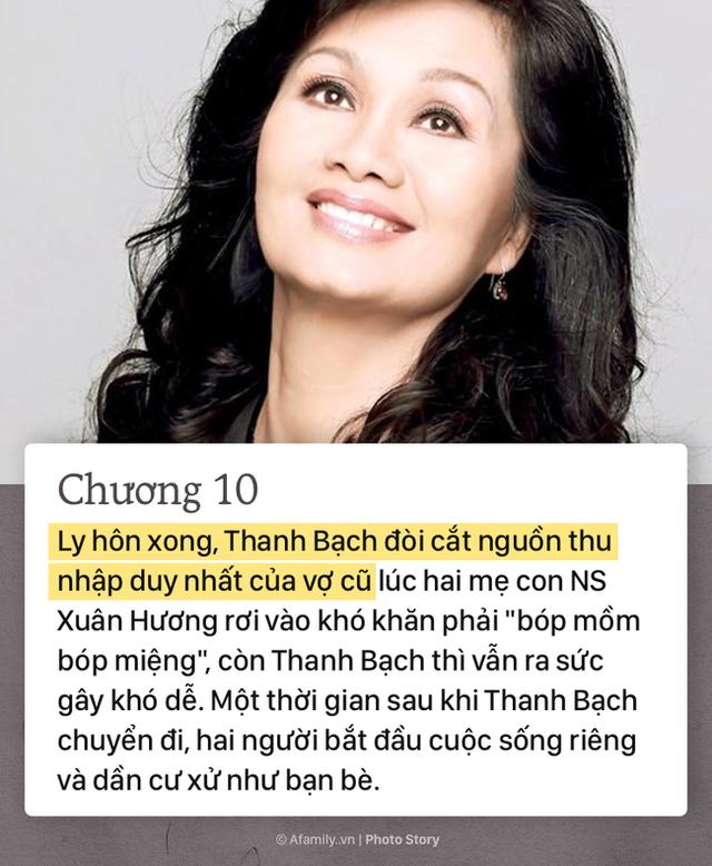 Thâm cung bí sử hơn 20 năm vợ chồng của MC Thanh Bạch - NS Xuân Hương qua 10 chương đầy gay cấn và drama giật mình - Ảnh 11.