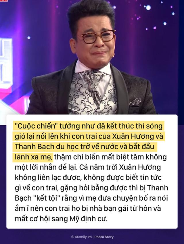 Thâm cung bí sử hơn 20 năm vợ chồng của MC Thanh Bạch - NS Xuân Hương qua 10 chương đầy gay cấn và drama giật mình - Ảnh 12.
