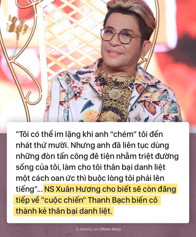 Thâm cung bí sử hơn 20 năm vợ chồng của MC Thanh Bạch - NS Xuân Hương qua 10 chương đầy gay cấn và drama giật mình - Ảnh 13.