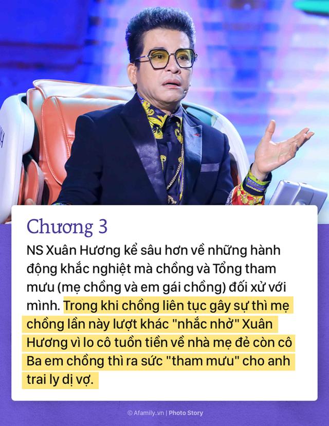 Thâm cung bí sử hơn 20 năm vợ chồng của MC Thanh Bạch - NS Xuân Hương qua 10 chương đầy gay cấn và drama giật mình - Ảnh 5.