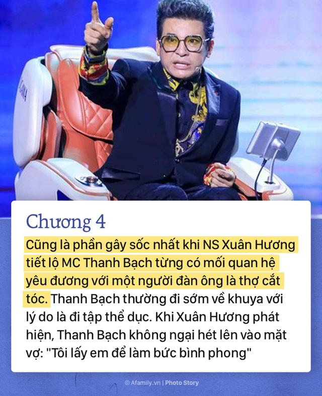 Thâm cung bí sử hơn 20 năm vợ chồng của MC Thanh Bạch - NS Xuân Hương qua 10 chương đầy gay cấn và drama giật mình - Ảnh 6.