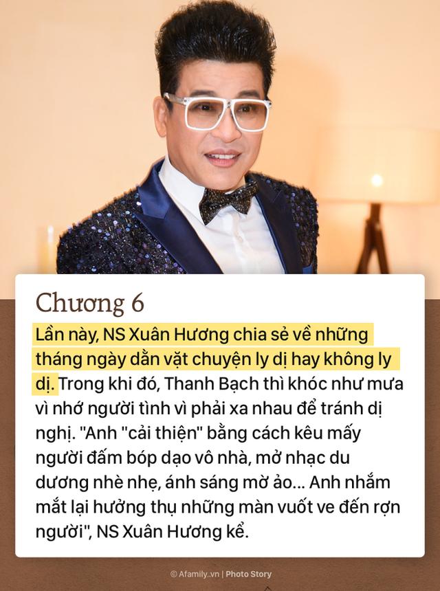 Thâm cung bí sử hơn 20 năm vợ chồng của MC Thanh Bạch - NS Xuân Hương qua 10 chương đầy gay cấn và drama giật mình - Ảnh 7.