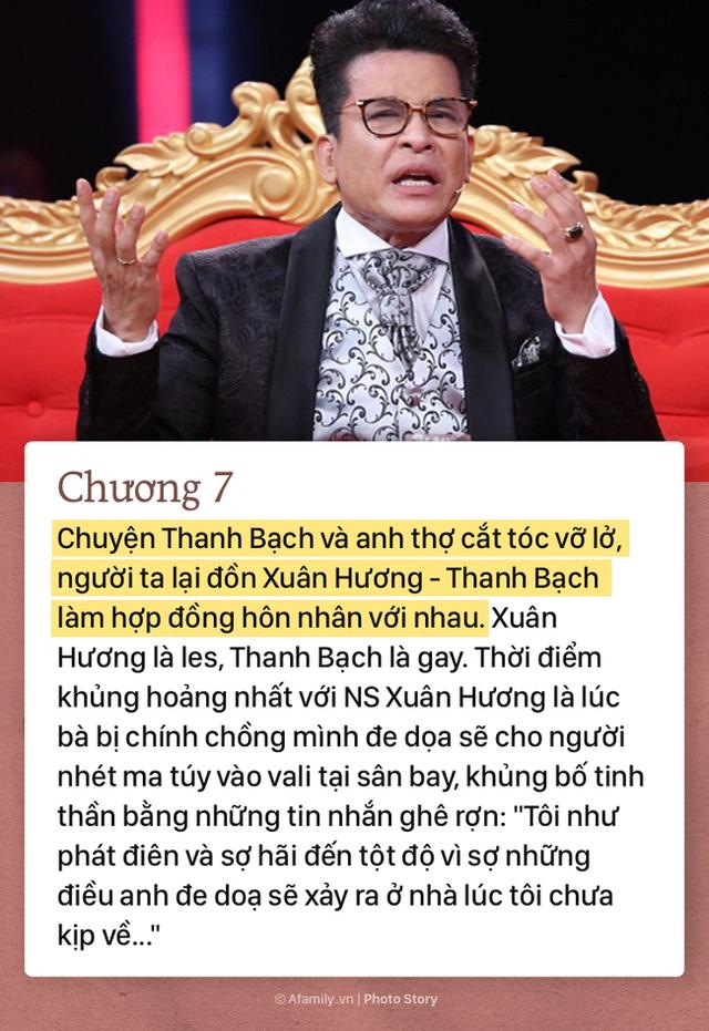Thâm cung bí sử hơn 20 năm vợ chồng của MC Thanh Bạch - NS Xuân Hương qua 10 chương đầy gay cấn và drama giật mình - Ảnh 8.