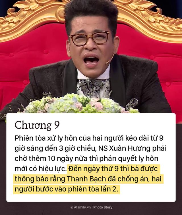 Thâm cung bí sử hơn 20 năm vợ chồng của MC Thanh Bạch - NS Xuân Hương qua 10 chương đầy gay cấn và drama giật mình - Ảnh 10.