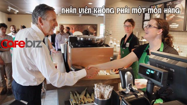 6 cam kết mật tạo nên đế chế hùng mạnh Starbucks: Tái phát minh cà phê, tuyệt đối không e sợ những người tài giỏi hơn bạn... - Ảnh 4.