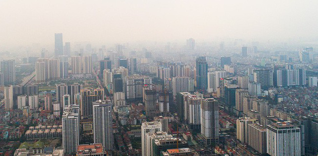 Ô nhiễm thủy ngân, bụi mịn, nước nhiễm dầu thải khiến các chung cư trung tâm đang dần mất giá - Ảnh 1.
