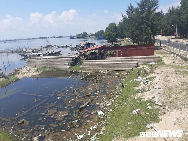 Huế: Cận cảnh resort 600 tỷ đồng bị bỏ hoang trên đất vàng ven biển - Ảnh 5.