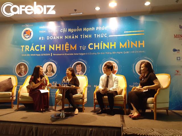 Doanh Nhân Nguyễn Phi Vân: Trong kinh doanh, doanh nghiệp chỉ là chiếc xe thực hiện hóa ước mơ của mỗi người - Ảnh 1.