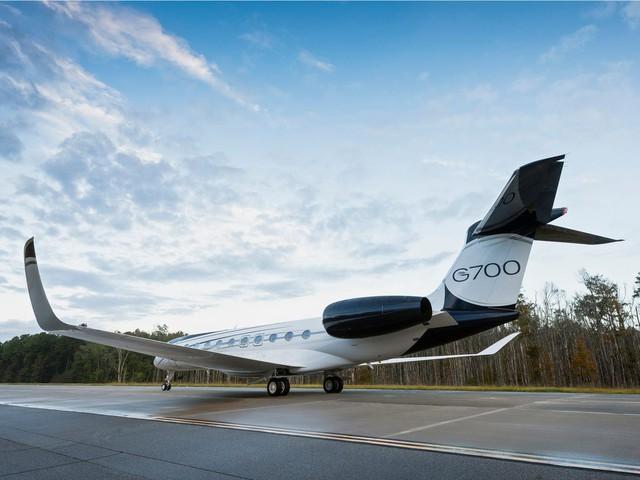 Cận cảnh máy bay cá nhân lớn nhất thế giới giá 75 triệu USD - Ảnh 11.