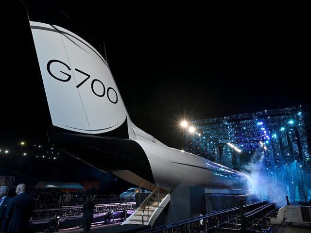 Cận cảnh máy bay cá nhân lớn nhất thế giới giá 75 triệu USD - Ảnh 6.