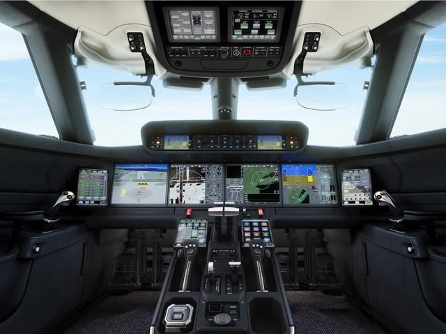 Cận cảnh máy bay cá nhân lớn nhất thế giới giá 75 triệu USD - Ảnh 8.