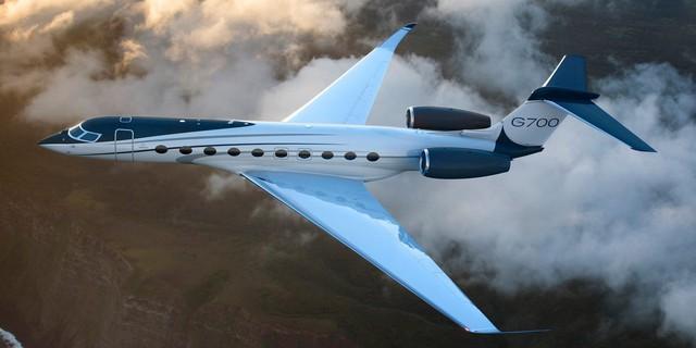 Cận cảnh máy bay cá nhân lớn nhất thế giới giá 75 triệu USD - Ảnh 9.