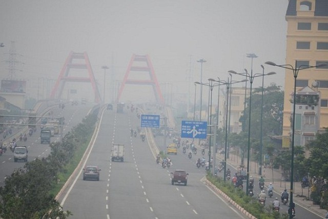 Bất động sản thương mại đang tham gia vào công cuộc phòng chống ô nhiễm không khí như thế nào? - Ảnh 1.