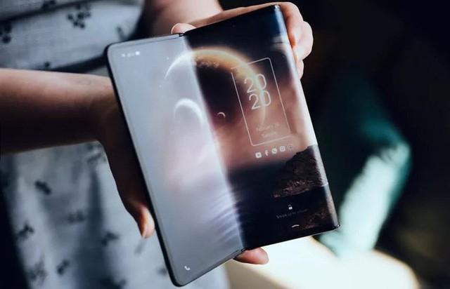 Ảnh thực tế smartphone màn hình gập làm 3 dị nhất hiện nay - Ảnh 6.