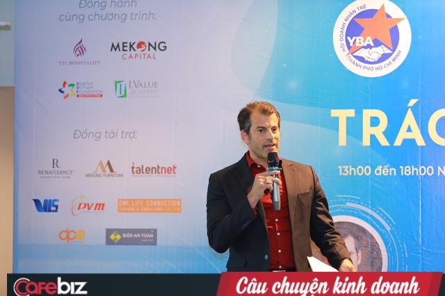 """CEO Mekong Capital kể về hành trình """"thay máu"""" văn hóa DN đầy chông gai: Tự tin chỉ cần 4 ngày là thay đổi mọi thứ nhưng thực tế phải mất đến 3 năm, nhận ra lãnh đạo là nguồn gốc của mọi vấn đề - Ảnh 1."""