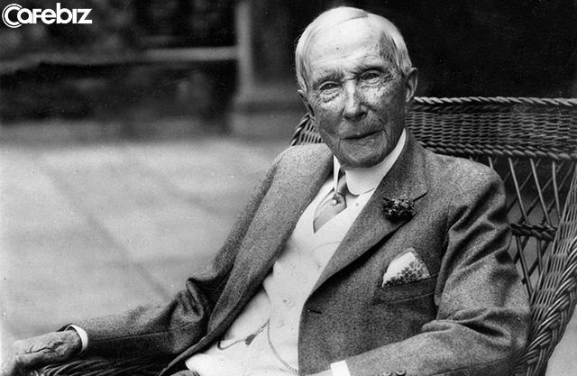 4 thủ thuật điều khiển người của ông vua dầu mỏ John D. Rockefeller, mở ra bí quyết thành công cho các nhà quản lý - Ảnh 1.