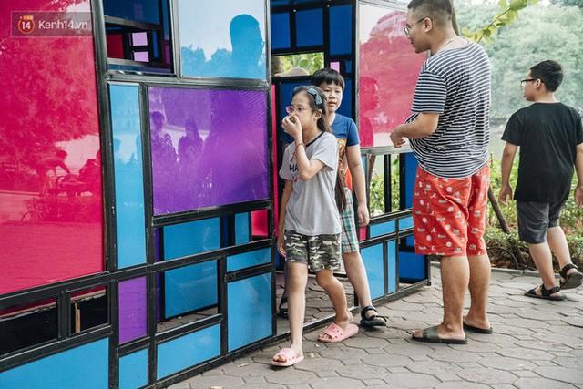 Đáng buồn chuyện người dân đi vệ sinh bên trong tác phẩm nghệ thuật giữa phố đi bộ Hà Nội: Chúng tôi đã rất tâm huyết nhưng bị đối đáp thật thậm tệ - Ảnh 11.
