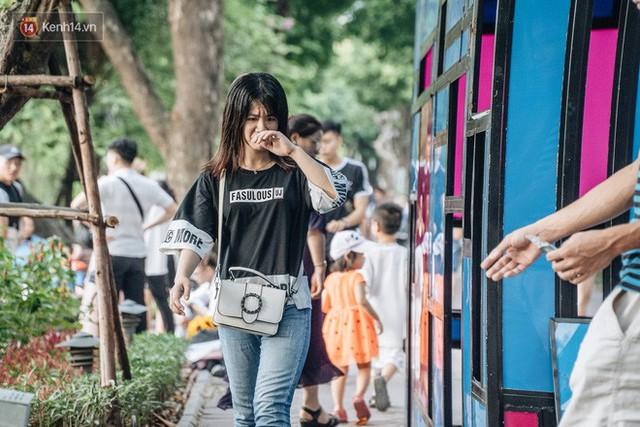 Đáng buồn chuyện người dân đi vệ sinh bên trong tác phẩm nghệ thuật giữa phố đi bộ Hà Nội: Chúng tôi đã rất tâm huyết nhưng bị đối đáp thật thậm tệ - Ảnh 12.