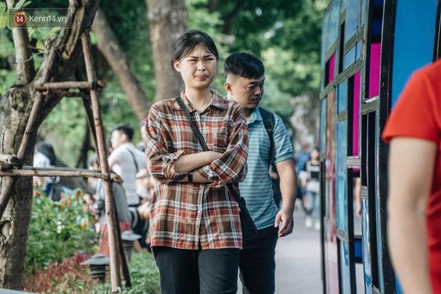 Đáng buồn chuyện người dân đi vệ sinh bên trong tác phẩm nghệ thuật giữa phố đi bộ Hà Nội: Chúng tôi đã rất tâm huyết nhưng bị đối đáp thật thậm tệ - Ảnh 13.