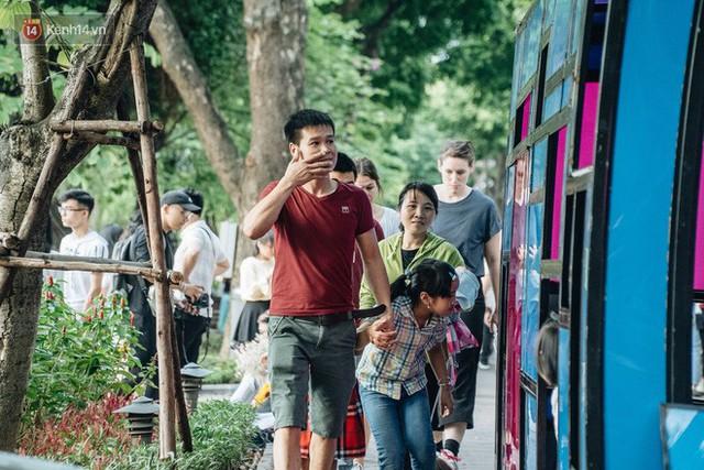 Đáng buồn chuyện người dân đi vệ sinh bên trong tác phẩm nghệ thuật giữa phố đi bộ Hà Nội: Chúng tôi đã rất tâm huyết nhưng bị đối đáp thật thậm tệ - Ảnh 14.