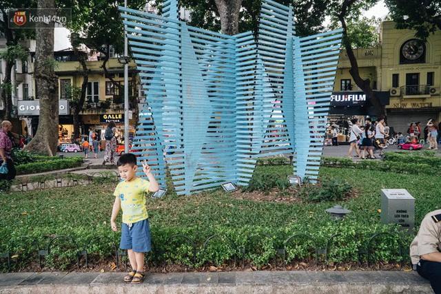 Đáng buồn chuyện người dân đi vệ sinh bên trong tác phẩm nghệ thuật giữa phố đi bộ Hà Nội: Chúng tôi đã rất tâm huyết nhưng bị đối đáp thật thậm tệ - Ảnh 5.