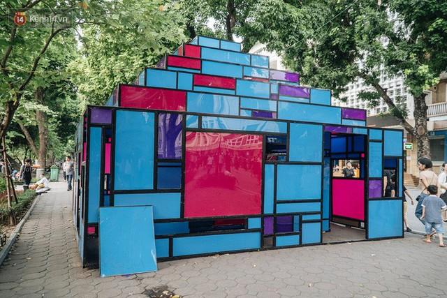 Đáng buồn chuyện người dân đi vệ sinh bên trong tác phẩm nghệ thuật giữa phố đi bộ Hà Nội: Chúng tôi đã rất tâm huyết nhưng bị đối đáp thật thậm tệ - Ảnh 6.