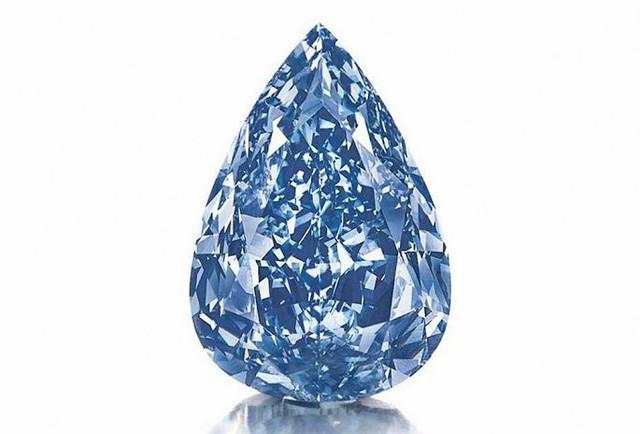Chiêm ngưỡng 10 viên kim cương đắt nhất thế giới - Ảnh 6.