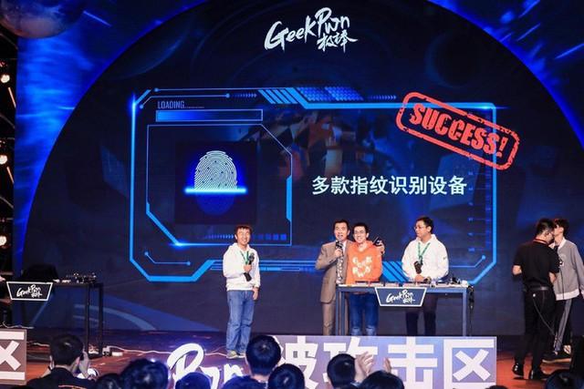 Hacker Trung Quốc dùng vân tay trên cốc thủy tinh để bẻ khóa cảm biến siêu âm, điện dung lẫn quang học trong 20 phút - Ảnh 1.