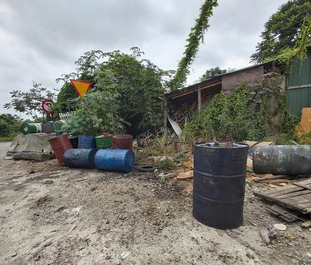 Cận cảnh làng thu gom dầu nhớt thải lớn nhất miền Bắc - Ảnh 5.