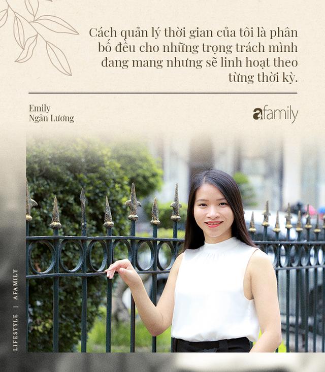Emily Ngân Lương - Cô gái người Tày đỗ Tiến sĩ tại ĐH Birmingham của Anh ở tuổi vừa ngoài 30, được công nhận là một trong số ít công dân toàn cầu - Ảnh 6.