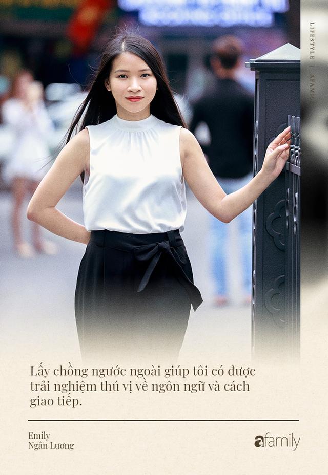 Emily Ngân Lương - Cô gái người Tày đỗ Tiến sĩ tại ĐH Birmingham của Anh ở tuổi vừa ngoài 30, được công nhận là một trong số ít công dân toàn cầu - Ảnh 10.