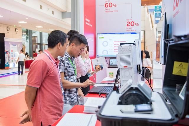 ABB giới thiệu 4 công nghệ kỹ thuật số tiên phong góp phần thúc đẩy phát triển Công nghiệp 4.0 tại Việt Nam  - Ảnh 2.