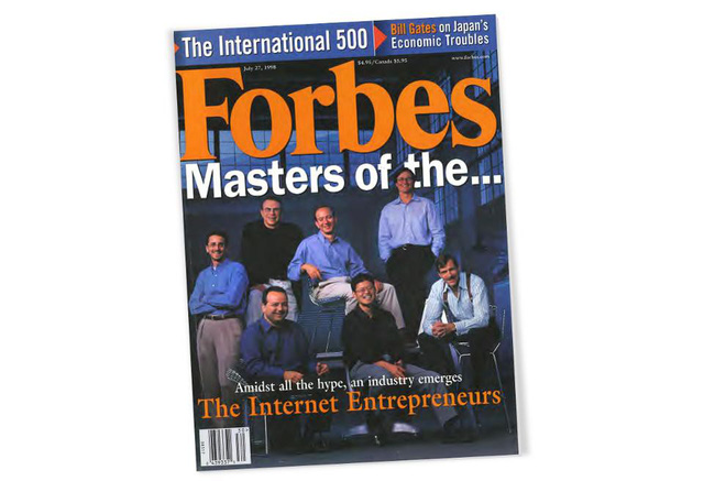 Nhìn lại những nấc thang 55 cuộc đời của tỷ phú Jeff Bezos: Từ gã bán sách bị Phố Wall mỉa mai đến vị trị số 1 chưa có người thay thế - Ảnh 2.