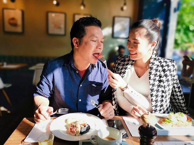 Được Shark Hưng chiều như trứng mỏng và đây là cách đối đáp của cô vợ Á hậu xinh đẹp dành cho chồng - Ảnh 5.