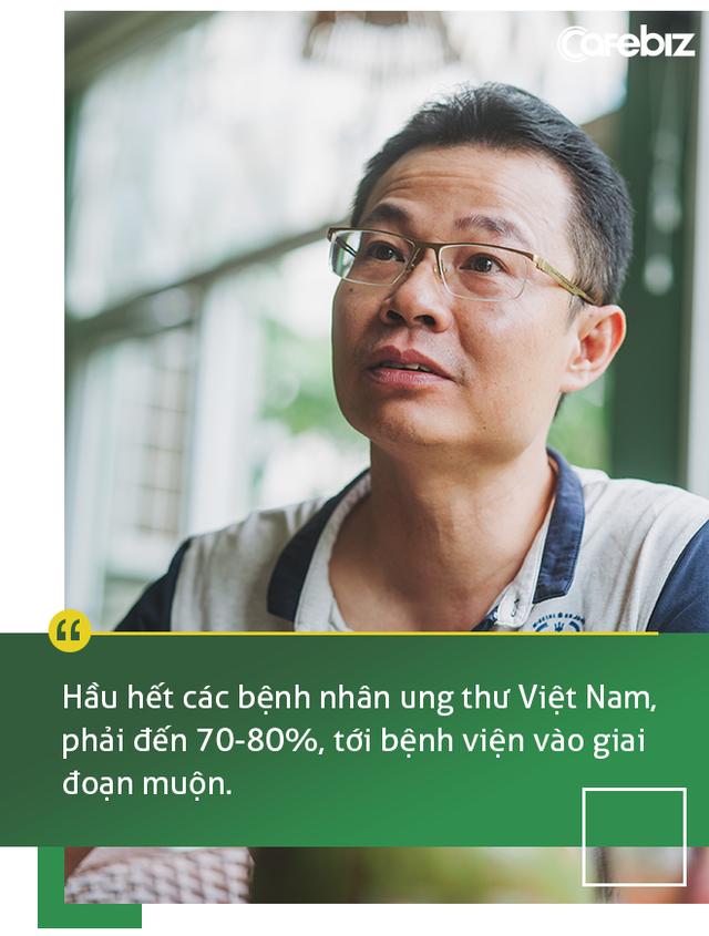 11 năm chiến đấu với ung thư gan, bác sĩ Nguyễn Lê: Nhiều người Việt sẵn sàng bỏ bạc triệu để ăn nhậu, chơi bời nhưng bảo đi khám bệnh định kỳ lại kêu không có thời gian, tốn tiền - Ảnh 3.