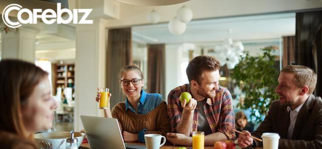 Xu hướng công sở mới: Đồ ăn vặt miễn phí ở công sở tiết lộ gì về công việc của bạn - Ảnh 2.