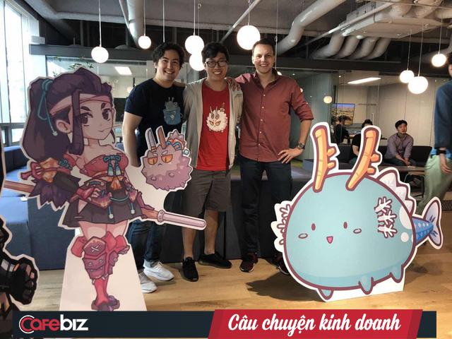 Trung Nguyễn: 9X bỏ đại học để khởi nghiệp, rồi lại rời bỏ startup Lozi để xây 'vương quốc' mới về game trên blockchain, lấy cảm hứng từ... củ khoai tây - Ảnh 1.