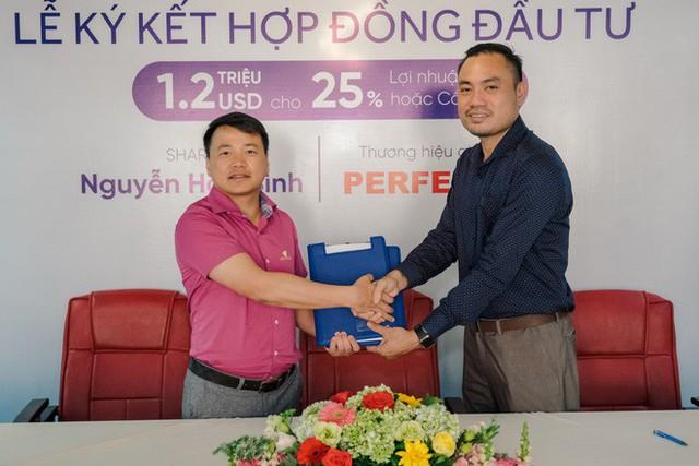 Tìm được startup tri kỷ, Shark Bình xuống tiền nhanh kỷ lục - Ảnh 1.