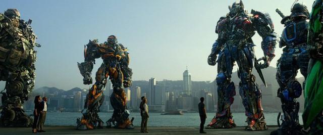 - photo 1 1570171057504955863420 - Việt Nam chế tạo thành công robot theo phong cách Transformers: Được làm hoàn toàn từ phế liệu xe máy, có thể nói tiếng Việt hẳn hoi
