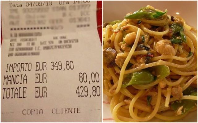 Thử 1 lạng , khách Việt bị nhà hàng ép trả tiền gần 5 kg hải sản - Ảnh 1.