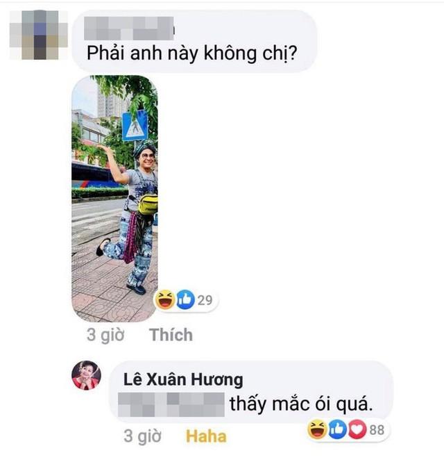 Vừa tiết lộ gây sốc về giới tính của chồng cũ Thanh Bạch, NS Xuân Hương liền phát biểu: Thấy mắc ói quá! - Ảnh 1.