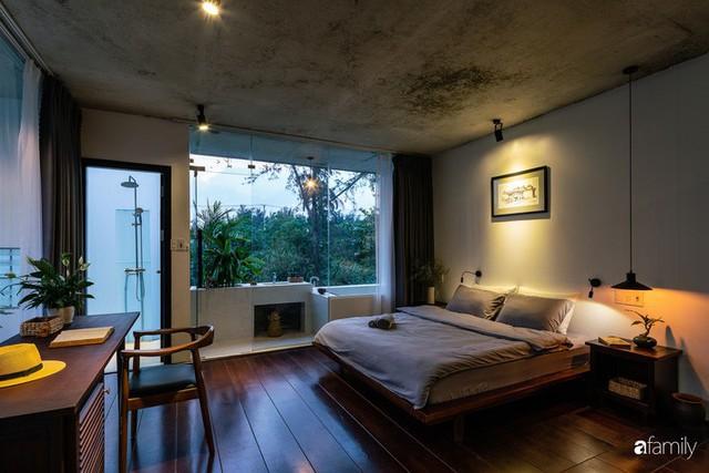 Ngôi nhà cách biển vài bước chân có vẻ đẹp thân thuộc, tạo nên chốn đi về ấm áp cho vợ chồng trẻ ở Quảng Nam - Ảnh 29.