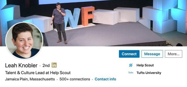 10 mẹo chọn ảnh đại diện để thu hút sự chú ý của nhà tuyển dụng trên LinkedIn - Ảnh 1.