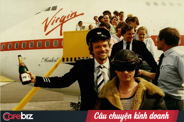 Văn hóa khác người tạo nên thành công của Virgin Air: Nhân viên là thượng đế, tuyển vì thái độ, kỹ năng dạy sau - Ảnh 1.