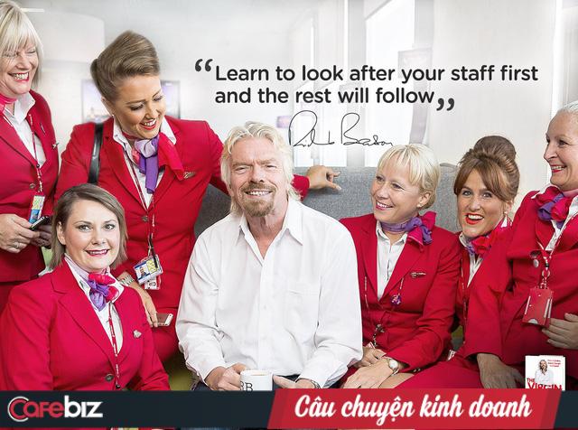 Văn hóa khác người tạo nên thành công của Virgin Air: Nhân viên là thượng đế, tuyển vì thái độ, kỹ năng dạy sau - Ảnh 5.