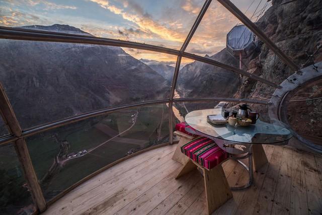 Một khách sạn ở Peru cũng xây dựng ngay giữa kỳ quan và được ca ngợi hết lời, còn nhà nghỉ ở Mã Pì Lèng lại bị tẩy chay dữ dội: Nhìn những hình ảnh này bạn sẽ có câu trả lời! - Ảnh 3.