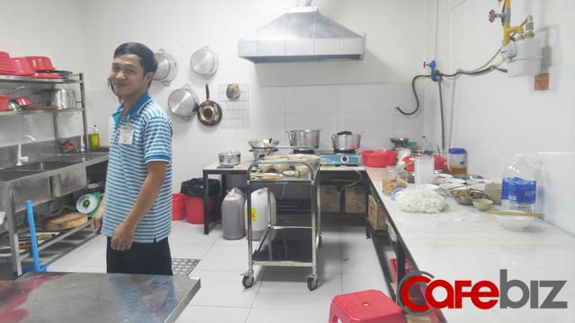 Grab ra mắt GrabKitchen, mô hình bếp tập trung đa thương hiệu kết hợp offline và online đầu tiên tại Việt Nam - Ảnh 3.