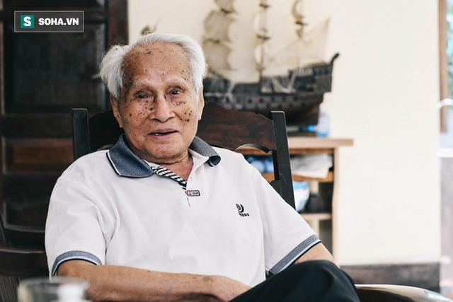 Tướng Thước: 94 tuổi xét nghiệm chỉ số sức khỏe trẻ như thanh niên và lần đầu nói về rượu, thuốc lá, thói xấu của đàn ông - Ảnh 3.