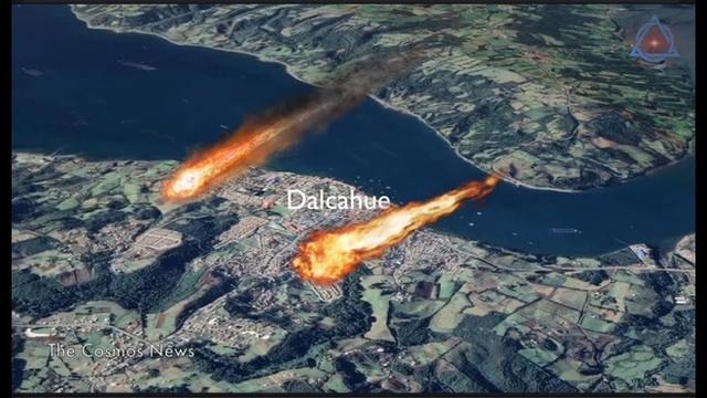 Một quả cầu lửa bí ẩn vừa xuất hiện trên bầu trời Chile, nhưng các nhà khoa học lại không biết đó là gì - Ảnh 3.